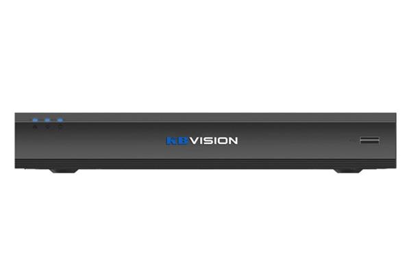 Đầu ghi hình IP KBVISION KX-8108N2 8 kênh, 1 sata, Onvip, Free DDNS