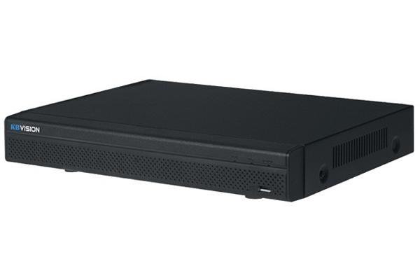 Đầu ghi hình IP KBVISION KX-4K8116N2 16 kênh HD 4K, 1 Sata, Onvif, Push Video