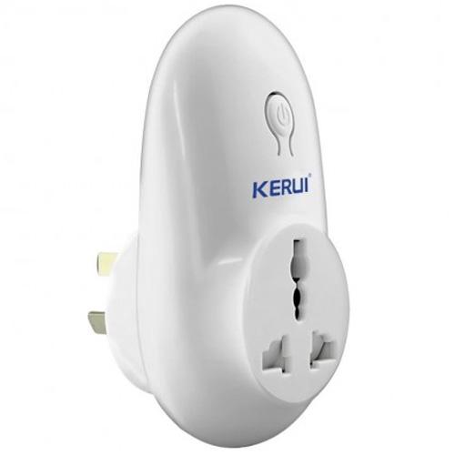 Ổ Cắm Điện Thông Minh Không Dây Kerui S71 + Remote tần số 433 Mhz