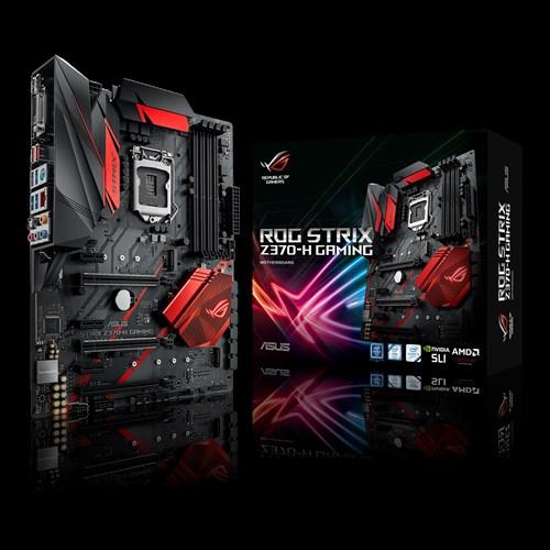 Asus Strix Z370H Gaming- Socket 1151v2