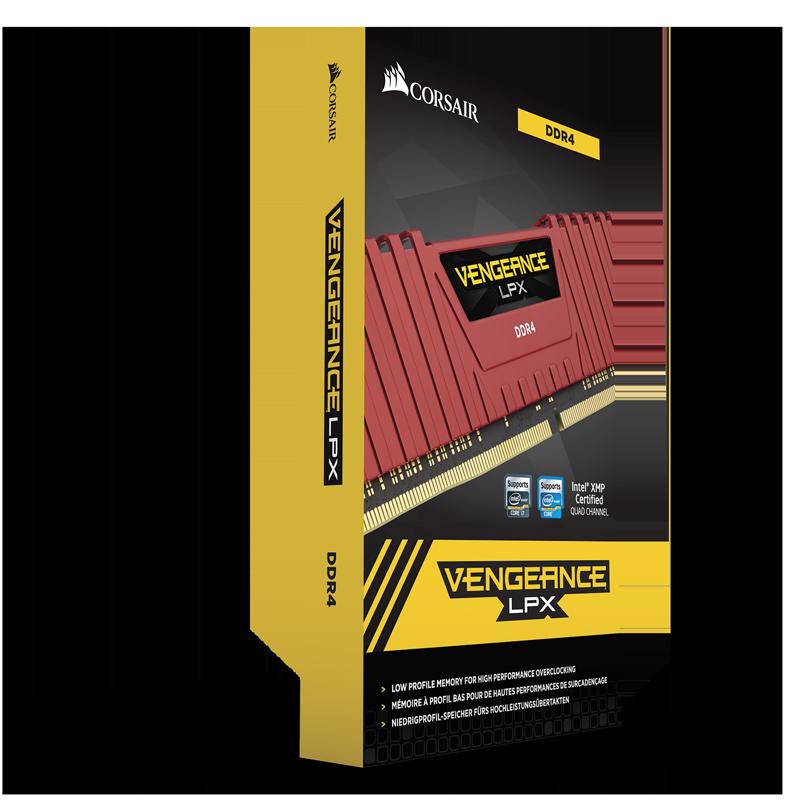 Corsair Vengeance LPX 16GB ( 2x8GB ) Bus 2666 Cas 16- DDR4