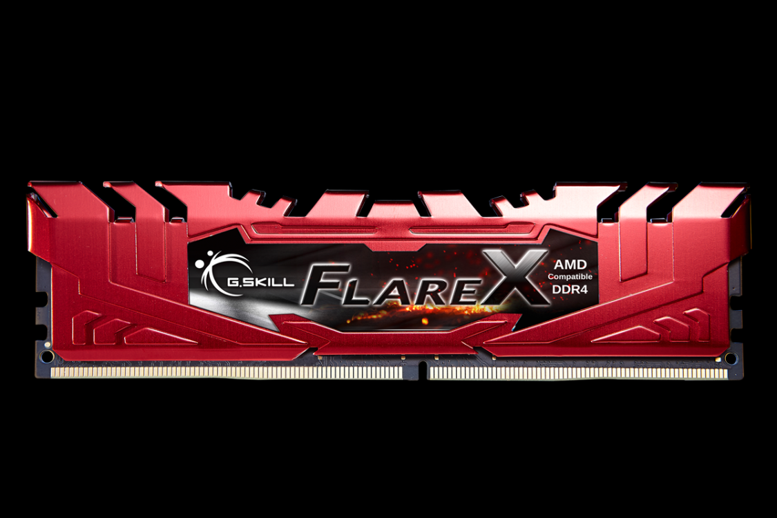 GSKILL FLARE X 8GB ( 1X8GB) 2400MHZ C16