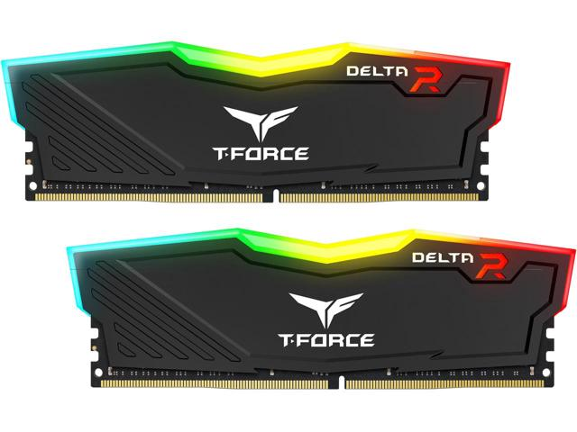 TEAM DELTA 16GB (2X8GB) BUS 3000 C16- DDR4