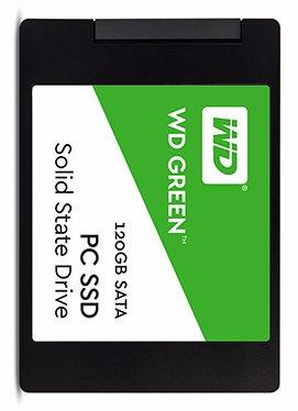 WESTERN DIGITAL GREEN 120 GB - SATA3 SSD