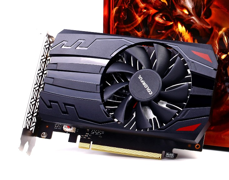 COLORFUL NVIDIA GEFORCE GT 1030 2G