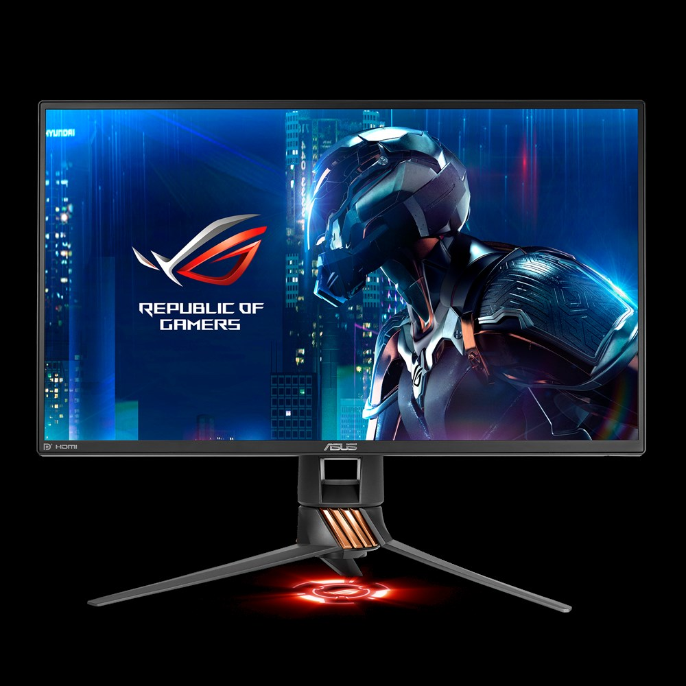 ASUS ROG SWIFT 24.5″ PG258Q - 240HZ NVIDIA G-SYNC - FRAMLESS GAMING LCD