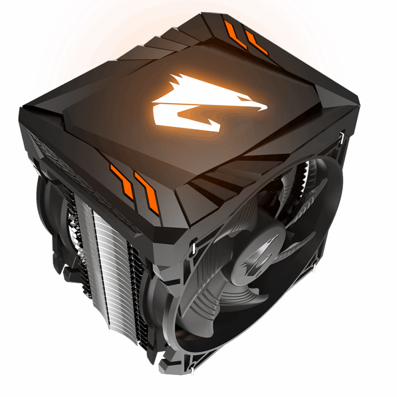 Gigabyte AORUS ATC700 Thermal Cooling System
