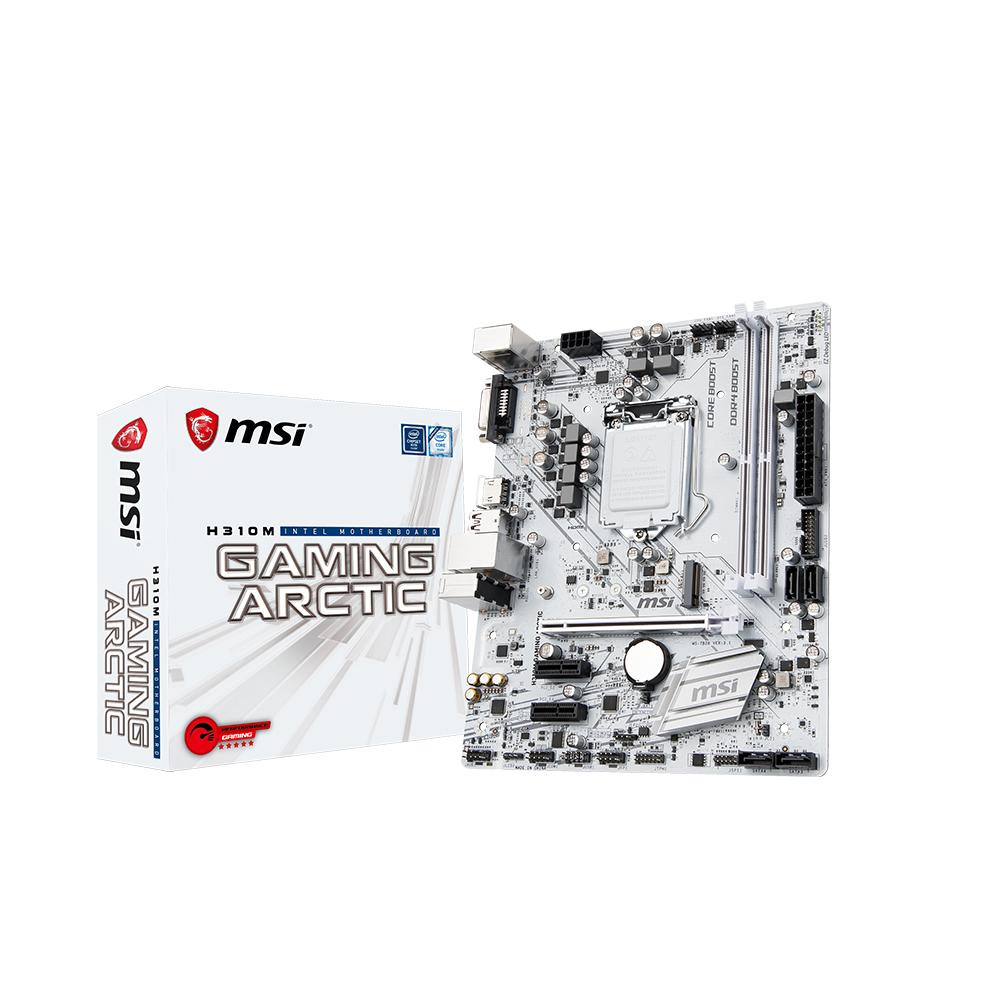 Msi H310M Gaming Artic LGA1151v2