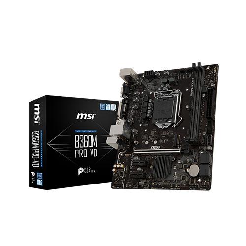 MSI B360M PRO VD LGA1151v2