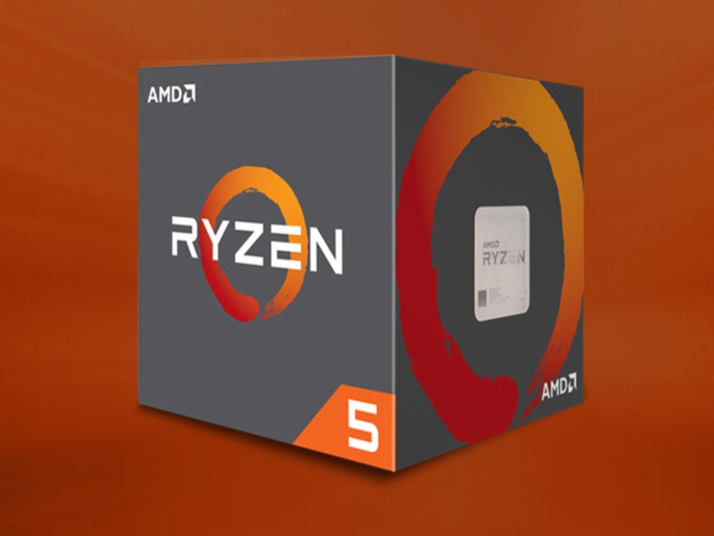 AMD RYZEN 5 2600 3.4GHZ (3.9GHZ TURBO) SOCKET AM4