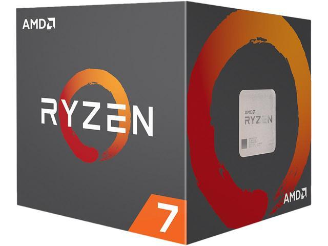 AMD RYZEN 7 2700X 8-CORE 3.7 GHZ (4.3 GHZ MAX BOOST)