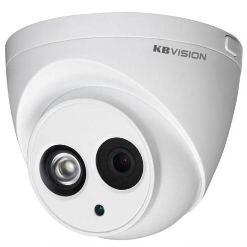 Camera KBVISION KX-2004CA 2.0 Megapixel, Hồng ngoại 50m, F3.6mm, tích hợp sẵn micro