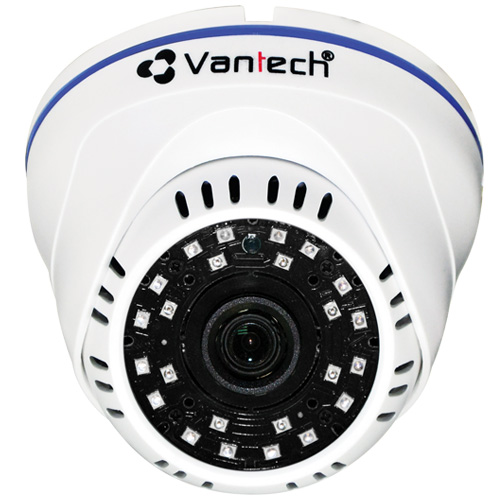 Camera IP Vantech VP-180S 1.0 Megapixel, 24 Smart Led tầm xa 30-40m, Onvif