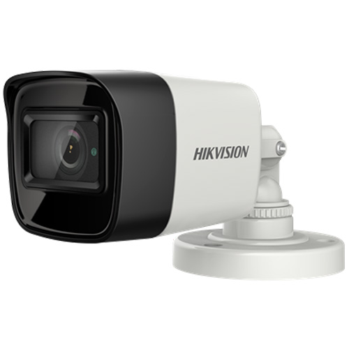 Camera HIKVISION DS-2CE16H8T-ITF 5.0 Megapixel, EXIR 20m, Ống kính F3.6mm, Chống ngược sáng, Ultra Lowlight, Vỏ sắt