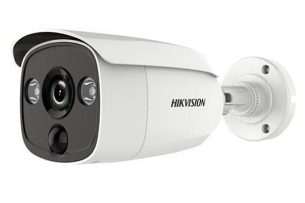 Camera HIKVISION DS-2CE12H0T-PIRL 5.0 Megapixel, EXIR 20m, F3.6mm,3 chế độ Led cảnh báo chuyển động