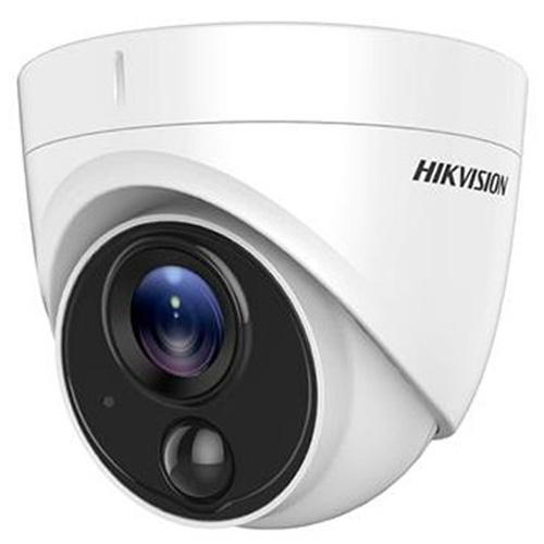 Camera HIKVISION DS-2CE71H0T-PIRL 5.0 Megapixel, EXIR 20m,Ống kính F3.6mm, Led cảnh báo chuyển động