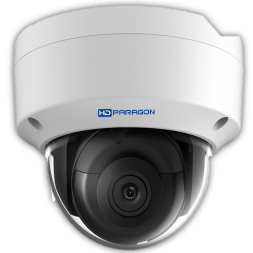 Camera IP HDPARAGON HDS-2183IRP 8.0 Megapixel, Hồng ngoại 30m, Micro SD, PoE