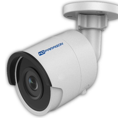 Camera IP HDPARAGON HDS-2083IRP 8.0 Megapixel, IR 30m, Micro SD, PoE