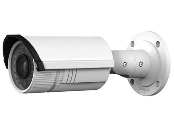 Camera HDPARAGON HDS-2620VF-IRAZ3 2.0 Megapixel, IR Led 30m, Zoom 4X, F2.8-12mm, Audio/Alarm, Micro SD