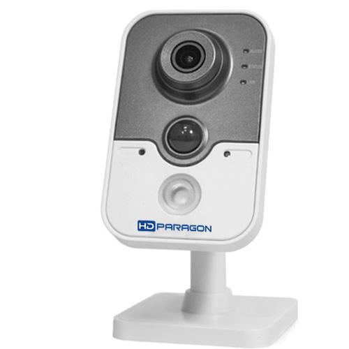 Camera IP HDPARAGON HDS-2420IRPW 2.0 Megapixel,F4mm, Micro SD, Âm thanh, ePTZ ,3D-DNR, PoE