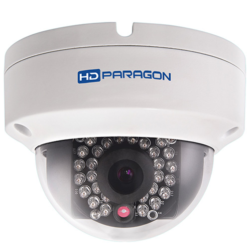 Camera IP HDPARAGON HDS-2142IRP 4.0 Megapixel, ePTZ , BLC,3D DNR, D-WDR, PoE