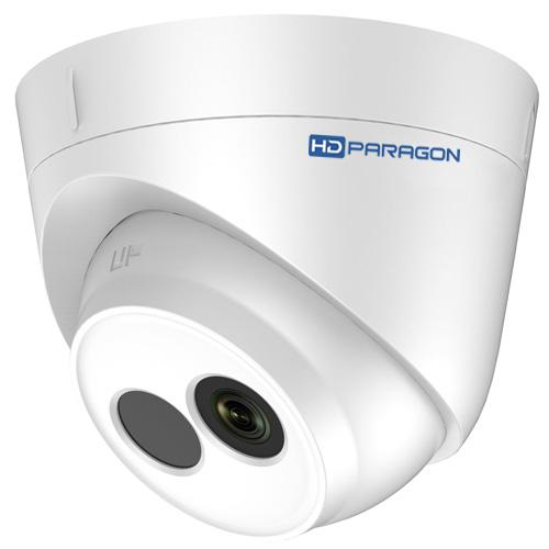 Camera IP HDPARAGON HDS-2110IRP 1.0 Megapixel, hồng ngoại 10m, F4mm, PoE