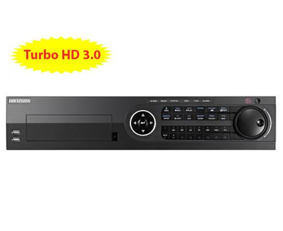 Đầu ghi hình HIKVISION DS-8108HQHI-F8/N 8 kênh HD 3MP, 8 sata, add 2 camera IP, H.264+