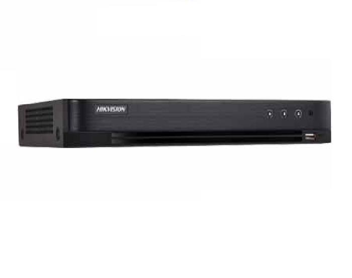 Đầu ghi hình HIKVISION DS-7208HQHI-K2/P 8 kênh HD 3MP, 2 Sata, Audio, PoC, add 2 Camera IP 2M