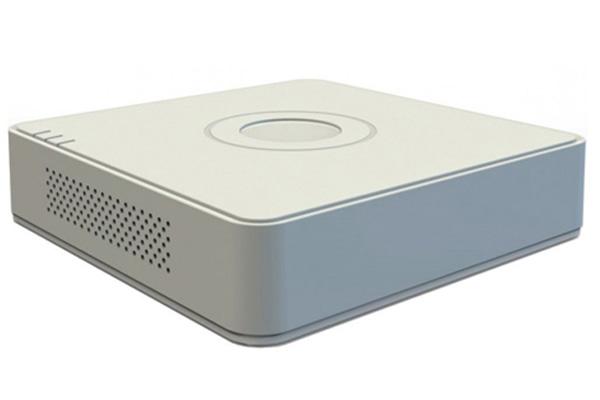 Đầu ghi hình HIKVISION DS-7104HQHI-K1 4 kênh HD 2MP, 1 SATA , Audio, Add thêm 1 camera IP 2MP