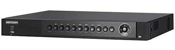 Đầu ghi hình HIKVISION DS-7216HUHI-F2/S 16 kênh HD 5.0 Megapixel, 2 Sata, add 2 camera IP 4M, Alarm/Audio